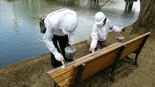 弘前公園ボランティア