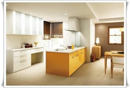長尾建築塗装のキッチンリフォーム