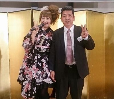 弘前出身歌手/高瀬まみさん新曲【夢ねぷた】披露