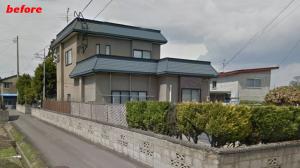 平川市屋根塗装