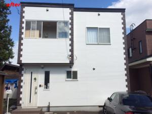 弘前・屋根・外壁・塗装
