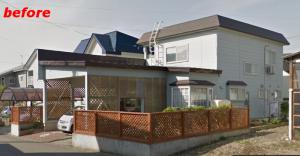 外壁、屋根、塗装施工事例
