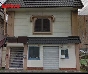 外壁,屋根塗装施工前